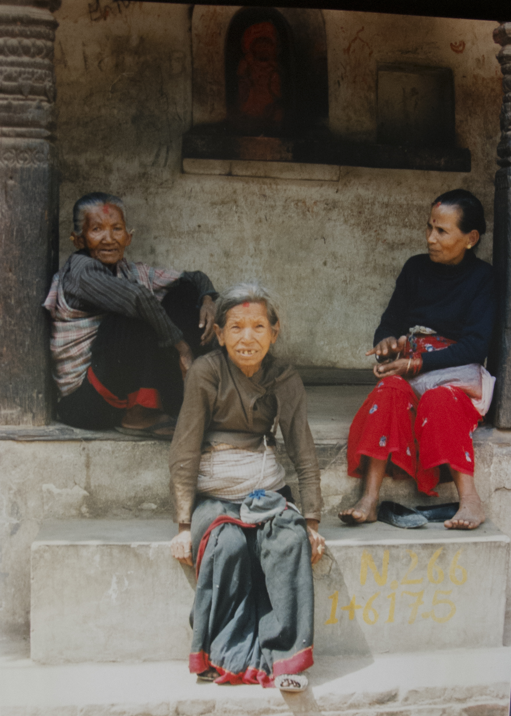 Katmandu - Nepal 1998 film color